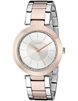 DKNY Stanhope Analog Multi-Colour Dial Women's Watch - NY2335