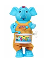 Gifts Online Windup Elephant Drummer Toy - Classic all time favorite toy