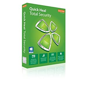 Quick Heal Total Security - 1 User-1 Year