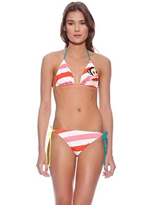 Paul & Frank Bikini Julius Head Striped (Multicolor)