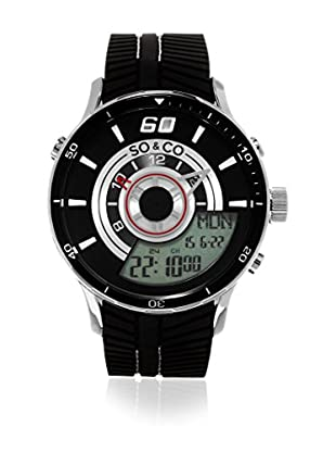 SO & CO New York Quarzuhr Man GP15516 45 mm