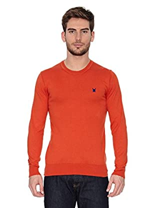 Polo Club Jersey Elbow (Naranja)
