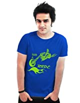 Incynk Men's T-Shirt - MSS131 (Blue)