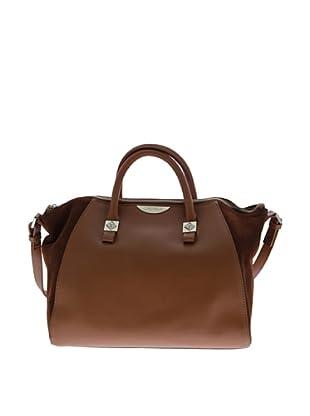 Daniel Cremieux Leder Tote-Bag Judith (Camel)