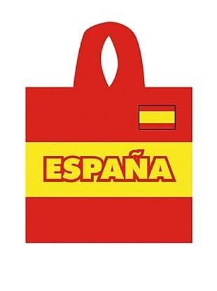 Art Experience Poncho Español Rojo 60 x 120