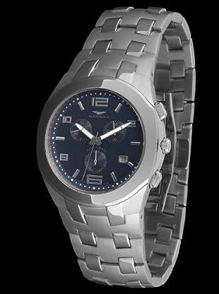 Sandoz 71549-09 - Reloj Col. Diver Crono Simple azul marino