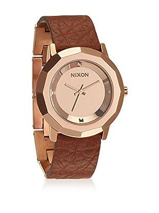 Nixon Uhr mit japanischem Quarzuhrwerk Woman A341-233  35 mm