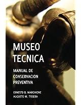 Manual de Conservacion Preventiva  -  Museotecnica