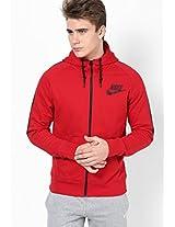 Red Sweatshirts