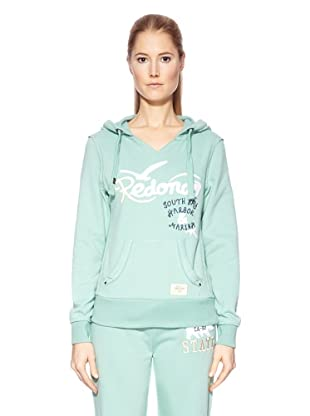 Time Out Sudadera (Verde Menta)