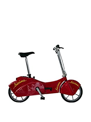 MASH FORM Bicicleta Microbike Rojo