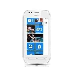 Nokia Lumia 710 Smartphone-Cyan