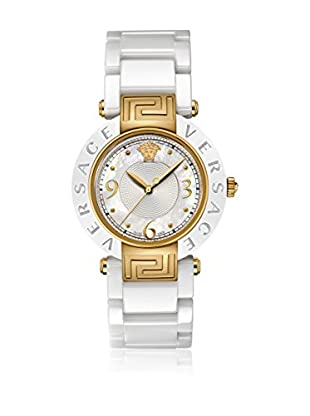 Versace Uhr mit schweizer Quarzuhrwerk Reve 92QCP1D497SC01 weiß 35.00 mm