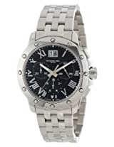 Raymond Weil Men's 4899-ST-00208 Tango Stainless Steel Black Chronograph Watch