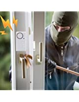 Household Wireless Security Alarm System Door Window Motion Detector Guarding Burglar Sensor