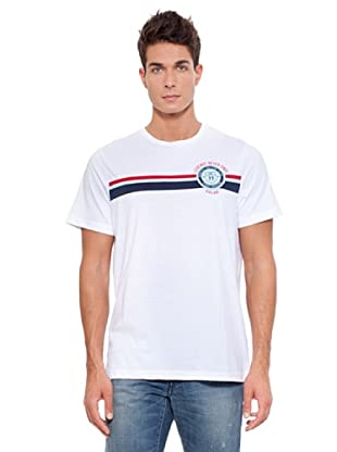 Kelme Camiseta Manga Corta (Blanco)