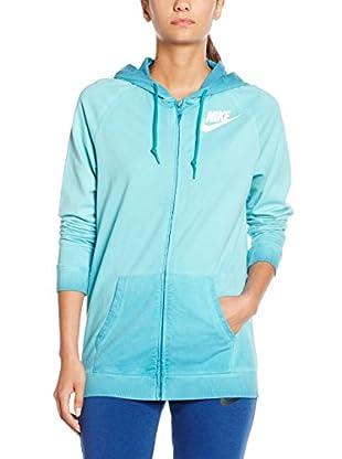 Nike Giacca Felpa Boyfriend Fz Hoody-Wash