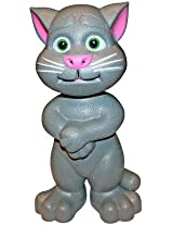 Talking Tom Cat Doll with Recording light in eyes
