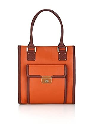Love Moschino Henkeltasche (Orange)