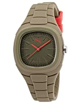 Puma Analog Brown Dial Women's Watch - PU102882010