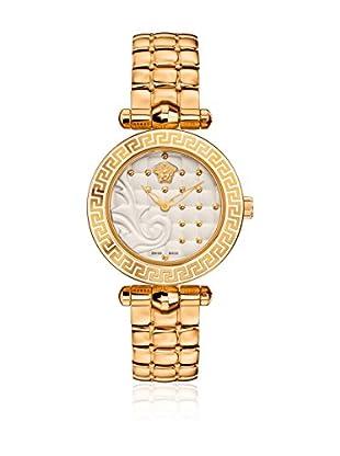 Versace Uhr mit schweizer Quarzuhrwerk Micro Vanitas VQM060015  30 mm