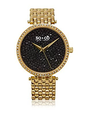 SO&CO New York Reloj con movimiento cuarzo japonés Woman GP15863  38 mm