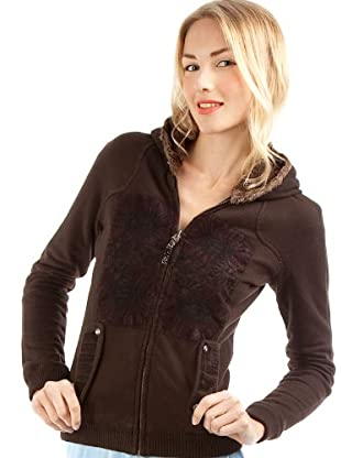 Custo Jacke Go Pocket (Braun)