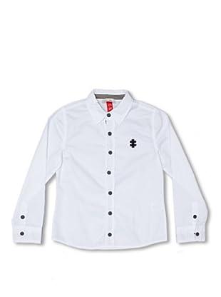 CKS Kids Camisa Cullman (Blanco)