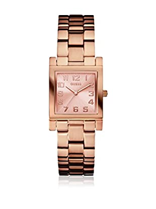 GUESS Quarzuhr Woman W0131L3 28 mm