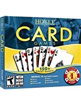 Brand New Hoyle Card Games 2008 (Rated: T) (Works With: WIN 2000 XP VISTA/MAC 10.1 OR LATER UB)