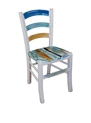 Evergreen-House Stuhl mehrfarbig