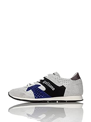 Galliano Zapatillas New Jh (Blanco / Azul)