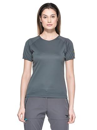 Salewa Camiseta Sports Dry W (Antracita)