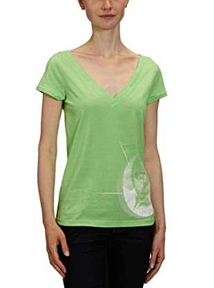 PUMA T-Shirt Advanced II Organic Cotton (summer green)