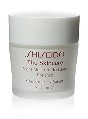 Shiseido The Skincare Night Moisture Recharge Enriched For Normal - Dry Skin, 1.8 oz.