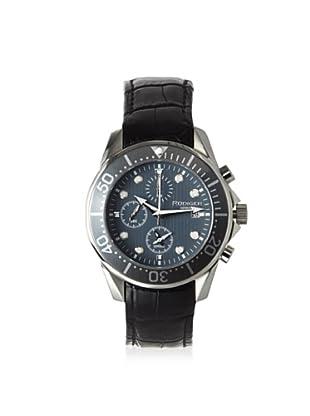 Rudiger Men's R2001-04-011L Chemnitz Grey Chronograph Watch