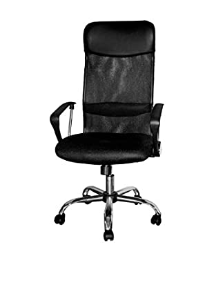 Evergreen House Silla De Oficina Negro