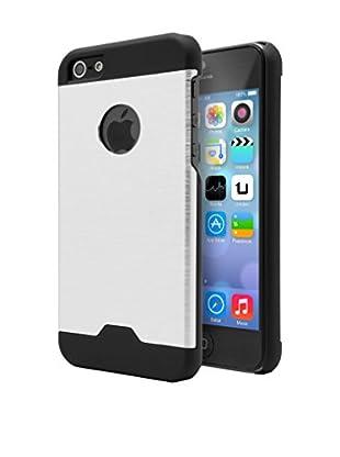 Unotec Hülle Metall iPhone 5/5S grau