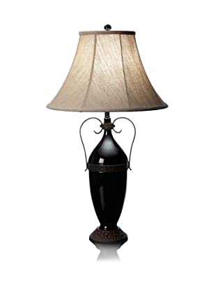 Pacific Coast Lighting Black Canyon Table Lamp