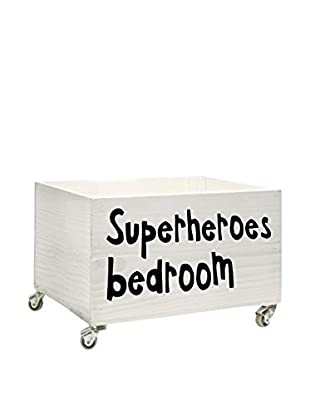 Little Nice Things Universalwagen Superheroes Bedroom