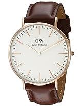 Daniel Wellington, Watch, 0106DW, Men's