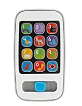 Fisher Price Smart Phone, Gray