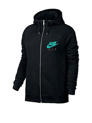 Nike Sudadera con Cierre W Nsw Rally Hoodie Fz Gx2