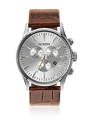 Nixon Uhr mit japanischem Mechanikuhrwerk Man Sentry 42 mm