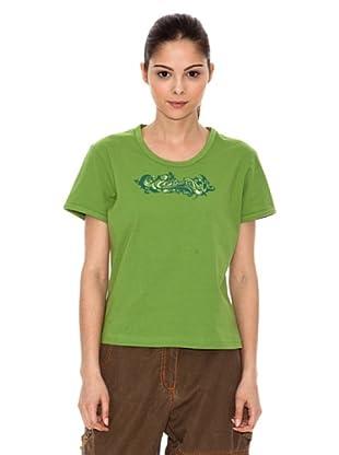 Iguana T-Shirt Avoca (Grün)