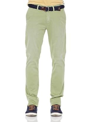 Pepe Jeans London Pantalón Sloane (Menta)