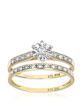 Revoni Set de anillos x2 Bridal