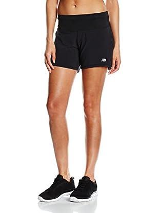 New Balance Shorts schwarz XS
