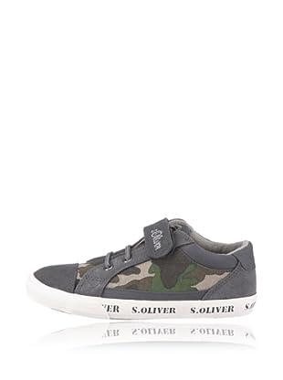 s.Oliver Kinder-Sneaker (Grau)