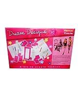 """Dream Designs"" A Kit to create fashion-GIRLS"